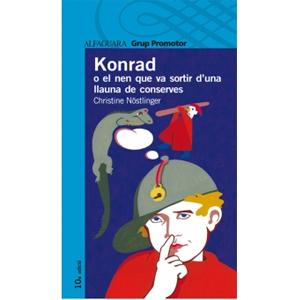 Konrad o, el nen que va sortri d'una llauna de conserves
