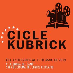 Cicle Kubrick, Vilallonga del Camp, 2019