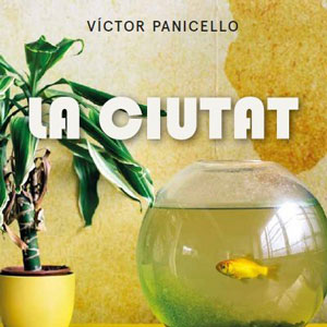 Llibre 'La ciutat' de Víctor Panicello