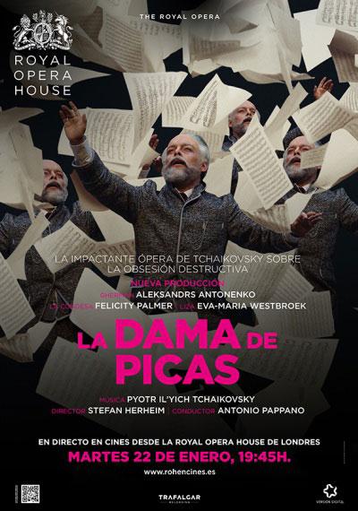 Òpera 'La dama de picas' - Royal Opera House
