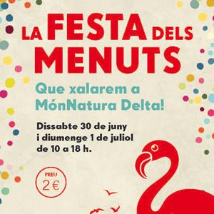 La Festa dels Menuts - MónNatura Delta de l'Ebre 2018