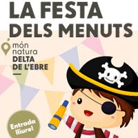 La Festa dels Menuts - MónNatura Delta de l'Ebre 2017