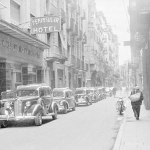 Girona de parada i fonda