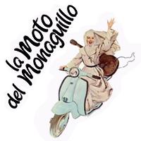 La moto del monaguillo