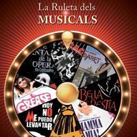 'La ruleta dels musicals' - Escola Municipal de Teatre de Tortosa