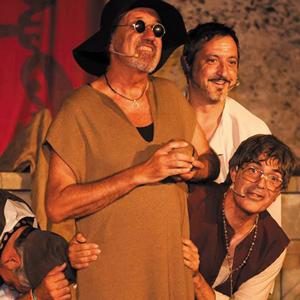 Espectacle 'La Taverna d'Enrico' - Quico el Célio, el Noi i el Mut de Ferreries