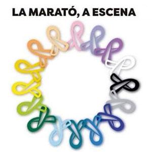 La Marató, a escena - La Ràpita 2018