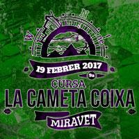 Cursa de muntanya 'La cameta coixa' - Miravet 2017
