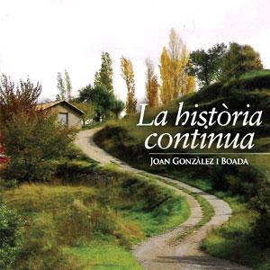 Llibre 'La Història Coninua' de Joan González Boada