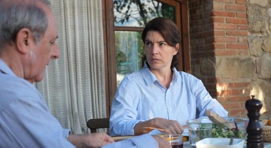 Emilio Gutiérrez Caba i Laia Marull a 'Brava'