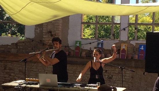Laia Martinez i Lopez a SurtDeCasa (09.10.17)