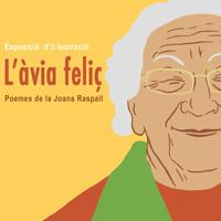 Exposició 'L'àvia feliç' de Joana Raspall