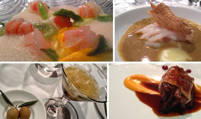 Menú 25 anys - Restaurant Les Moles Ulldecona