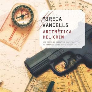 Novel·la 'Aritmètica del Crim' de l'Escriptora Mireia Vancells