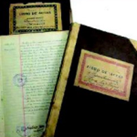 Llibres d'acords municipals de Flix durant el primer franquisme
