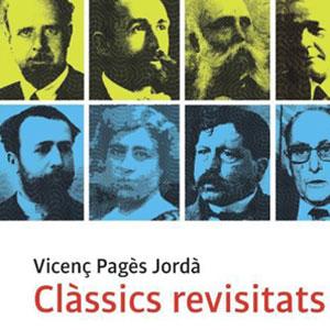 llibre'Clàssics revisitats' de Vicenç Pagès