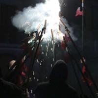 Lo festeto, Ponts, foc, espectacle, música, juliol, Noguera, Lleida, Surtdecasa Ponent