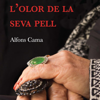 Llibre 'L'olor de la seva pell' d'Alfons Cama