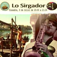 Lo Jazzman a Lo Sirgador