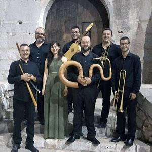 Concert de Lucentum XVI, Terra de Bandolers, 2018