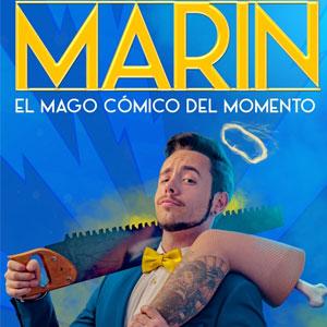 Mag Marín, màgia, espectacle