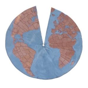 Mapes efímers. Complicitats i sincronies, Denys, Blacker,