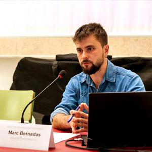 historiador bellverenc Marc Bernadas.