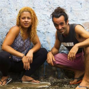 Marcel Lázara i Júlia Arrey