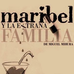 Teatre, 'Maribel i la estraña familia', Miguerl Mihura, grup de teatre Ponent, AV Mare Molas