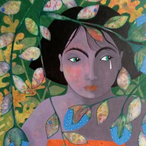 Exposició de pintura 'I am woman' de Marlene Osuna