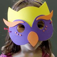 Màscara d'ocell
