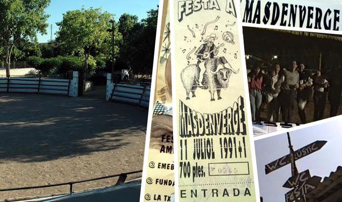 25è aniversari Festa Masdenverge - 2016