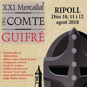 Mercadal Ripoll, 2018