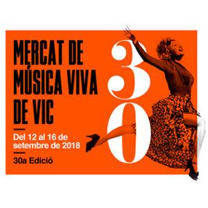30è Mercat de Música Viva de Vic - 2018