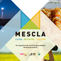 Mescla. Mostra de gastronomia de les Terres de l'Ebre - Deltebre 2017