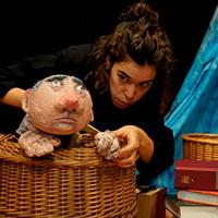 Espectacle infantil 'Mestre Fabra, caçador de paraules'