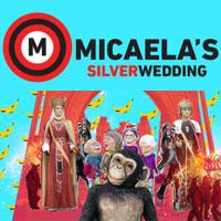 Micaela's Silver Wedding