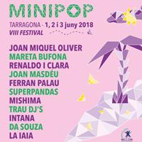 Festival Minipop - Tarragona 2018