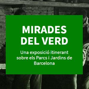 Exposició 'Mirades del verd' - Barcelona 2018