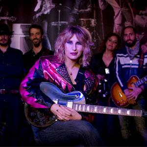 Mireia Vilalta, Música, Rock, Girona, 2018