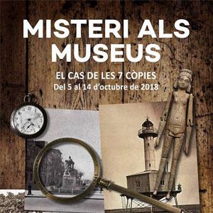 Misteri als museus, El cas de les 7 còpies, 2018