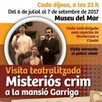 Misteriós crim a la mansió Garriga