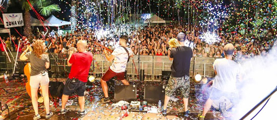 Catarres al Mítics Festival 2016