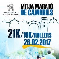 Mitja Marató de Cambrils 2017