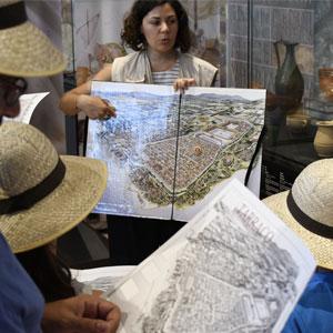 Activitat familiar 'Viatja a Tàrraco!'