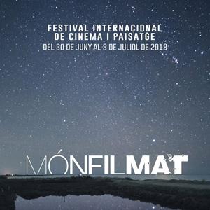 Mónfilmat. Festival internacional de cinema i paisatge - 2018