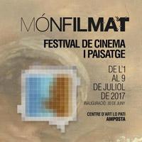 Mónfilmat. Festival de cinema i paisatge - 2017