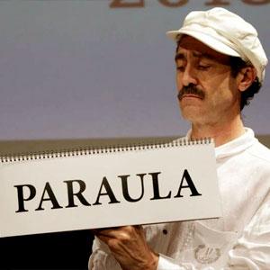 Monòleg 'Pompeu Fabra, Jugada mestra!?' a càrrec d'Òscar Intente