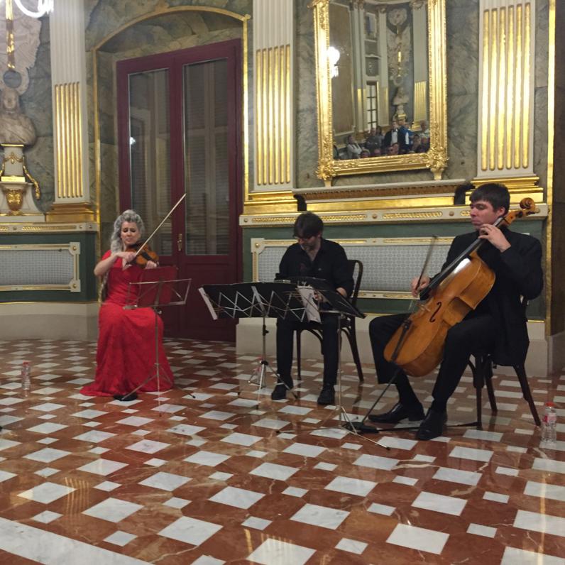 Concert Trio Montsant, 2018