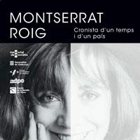 Exposició 'Montserrat Roig. Cronista d'un temps i d'un país'